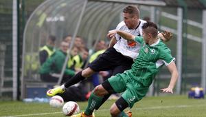 III liga. Grunwald Ruda Slaska - Szombierki Bytom. 26.09.2015
