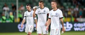 Pilka nozna. Liga Europy. Legia Warszawa - Sheriff Tyraspol. 17.08.2017