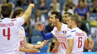 Serbia, Francja, siatkówka, Liga światowa
