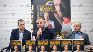 Spotkanie autorskie z Grzegorzem Tkaczykiem