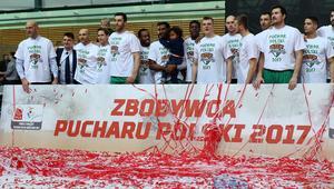 Stelmet Zielona Góra zdobywca Pucharu Polski