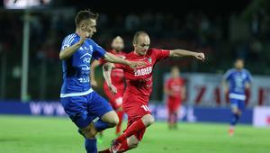 Pilka nozna. Nice I liga. Zaglebie Sosnowiec - Stal Mielec. 21.05.2017
