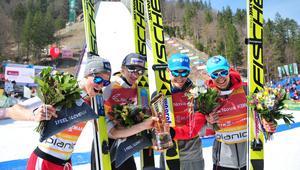 Puchar Swiata w skokach narciarskich 2016/2017 -Planica konkurs druzynowy