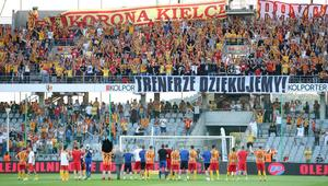 Pilka nozna. Ekstraklasa. Korona Kielce - Legia Warszawa. 28.05.2017