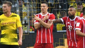 Bayern Monachium vs Borussia Dortmund