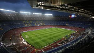 FOOTBALL - UEFA CHAMPIONS LEAGUE - FC BARCELONA v ARSENAL