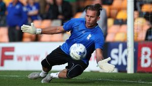 Port Vale v Birmingham City - Pre Season Friendly - Vale Park