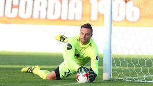 Pilka nozna. Liga Europy. MFK Ruzomberok - SK Brann. 13.07.2017