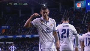 Skrót Real - Deportivo 6:2