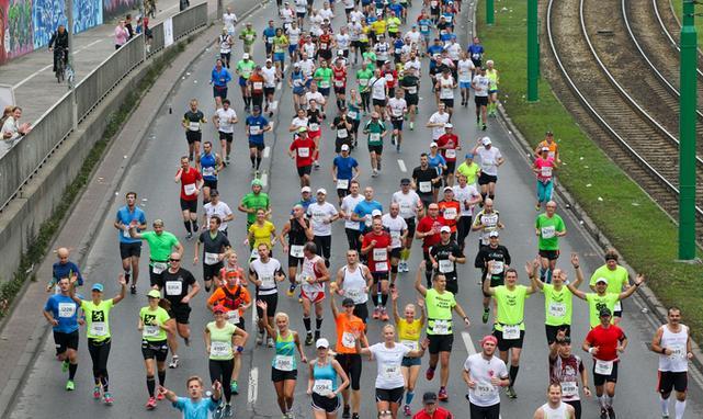 Maraton Poznański 2014