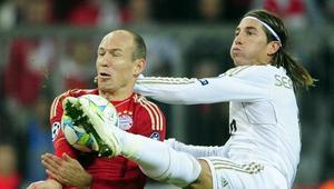 Bayern - Real bramki video
