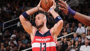 Washington Wizards v Phoenix Suns