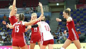 Polska, Kulumbia, siatkówka kobiet, Grand Prix