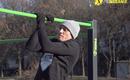 Ćwiczenia ramion dla biegacza