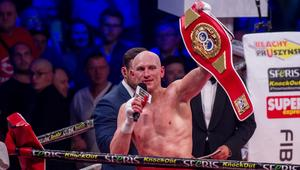 Gala Poznan Boxing Night