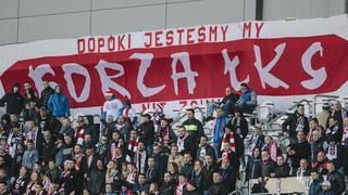 LKS Lodz - Sokol Ostroda