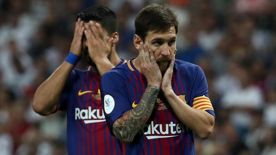 Real Madryt vs Barcelona