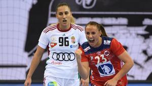 Women's handball - Norway vs Hungary