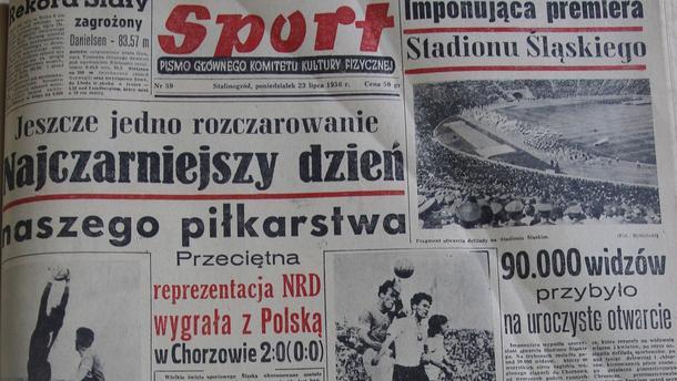 Sport 1956
