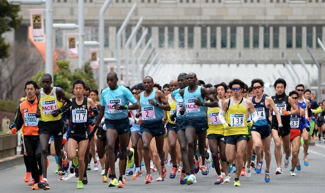 World Marathon Majors Tokio Tokyo