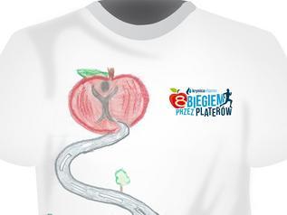 """Mały bieg z """"wielką"""" koszulką"""