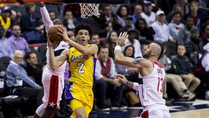 Washington Wizards vs L.A. Lakers: NBA