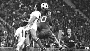 Polska - Węgry 1972