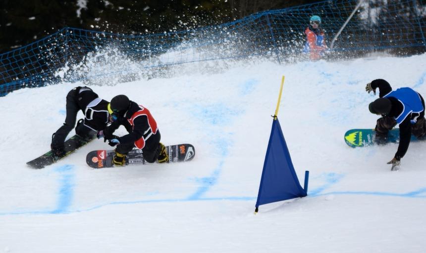 Olimpiada Młodzieży - snowboard