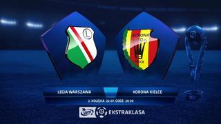 Legia Warszawa – Korona Kielce