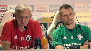 Magiera przed Astaną: Wierzę, że Legia odpali. Pokażemy charakter