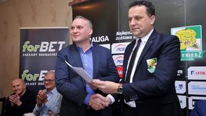 Forbet tytularnym sponsorem Wlokniarza Czestochowa