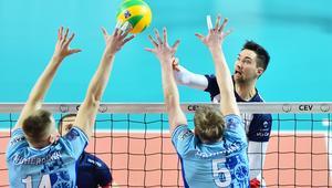 ZAKSA - Dynamo Moskwa