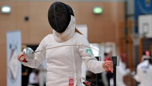 Mistrzostwa Polski Seniorow Kobiet i Mezczyzn (Szpada)
