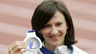 ATHLETICS-EUR-WOMEN-PODIUM-POLE VAULT-PYREK