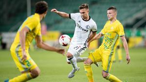 Legia Warszawa FK Astana eliminacje LM 2017/18
