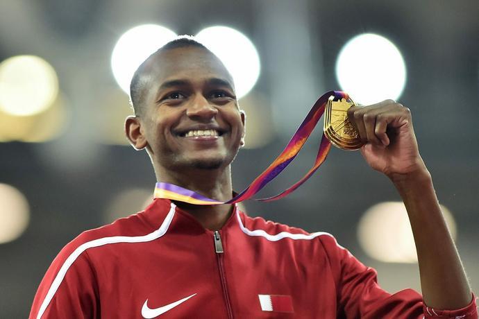 Barshimowi zostały jeszcze dwa cele - złoto igrzysk olimpijskich i rekord świata