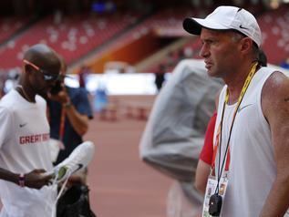 Mo Farah żegna się z trenerem?