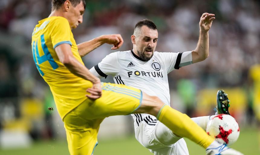 Legia Warszawa - FC Astana