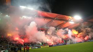 Pilka nozna. Ekstraklasa. Legia Warszawa - Gornik Zabrze. 19.11.2017