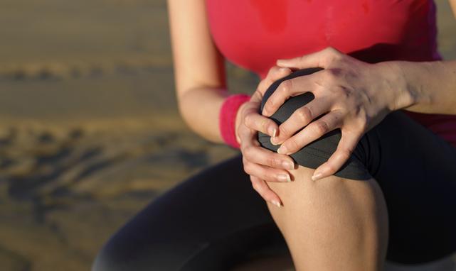 Urazy kolana u biegaczy zdarzają się często