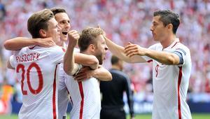Szwajcaria - Polska