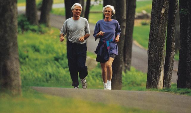 Aktywność fizyczna spowalnia procesy starzenia się organizmu