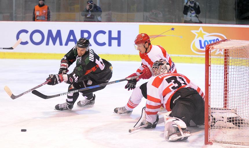 Comarch Cracovia Krakow - GKS Tychy