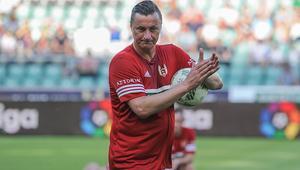 Pilka nozna. La Liga Legends - Polskie Legendy. 09.06.2017