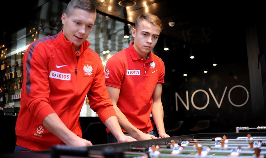 Media Day Reprezentacji Polski U21