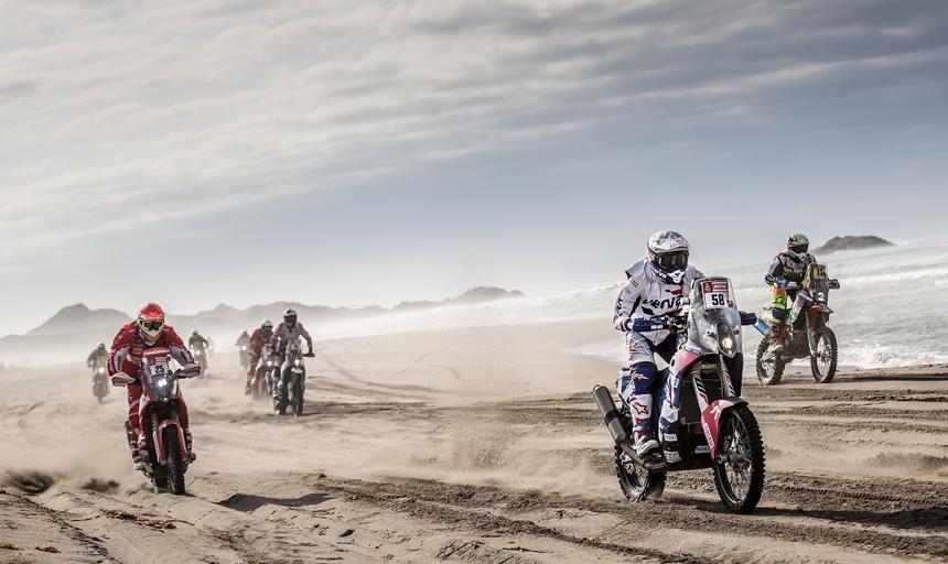 Dakar motory
