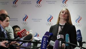 Russian Olympic Committee Meeting
