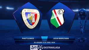 Piast Gliwice – Legia Warszawa