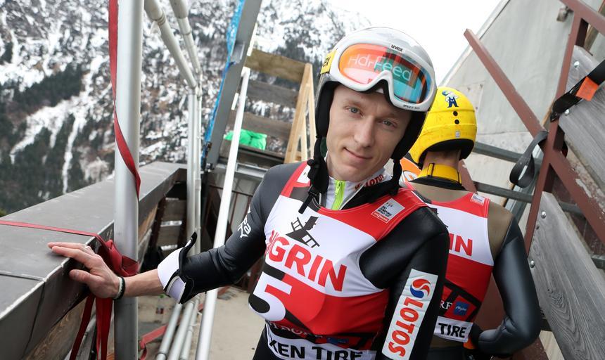 Puchar Swiata w Oberstdorfie
