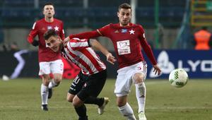 Wisła Kraków Cracovia Kraków derby sezon 2016/17
